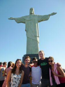 Friendships in Brazil