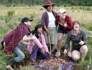 Andean Community Immersion at the Sacred Valley Cusco