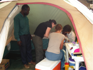 Medical Volunteer in Uganda
