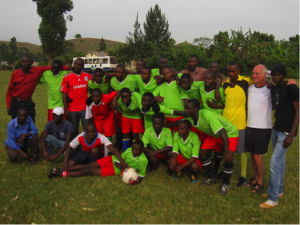 Volunteer in Uganda with Football Coaching and Sports Development
