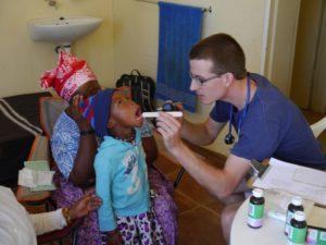 Medizinische Praktika in Namibia