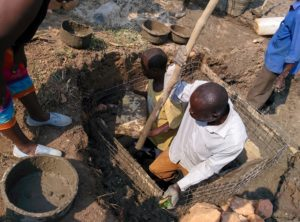 Building a Water Well - Construction Volunteer in Uganda