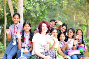 Volunteer on Child Development in Jaipur India