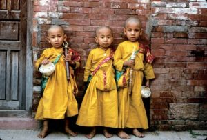 Volunteering at a Buddhist Monastery in Nepal