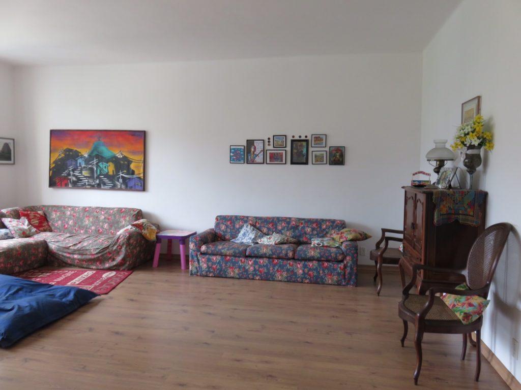 Accommodation for Brazil Volunteers in Santa Teresa Rio de Janeiro