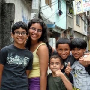 Desenvolvimento comunitário no Rio