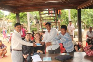 Volunteer in Cambodia with NGO Development