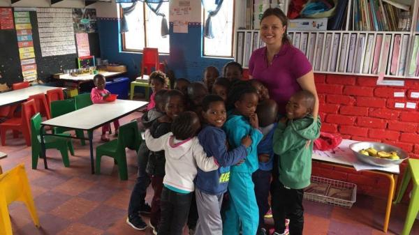 Wonderful Experience - Cris Queiroga in South Africa
