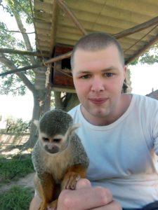 Volunteer in South Africa - Gijs van Sulijchen