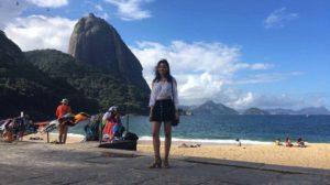 Jissaura Volunteering on Arts and Design Rio de Janeiro