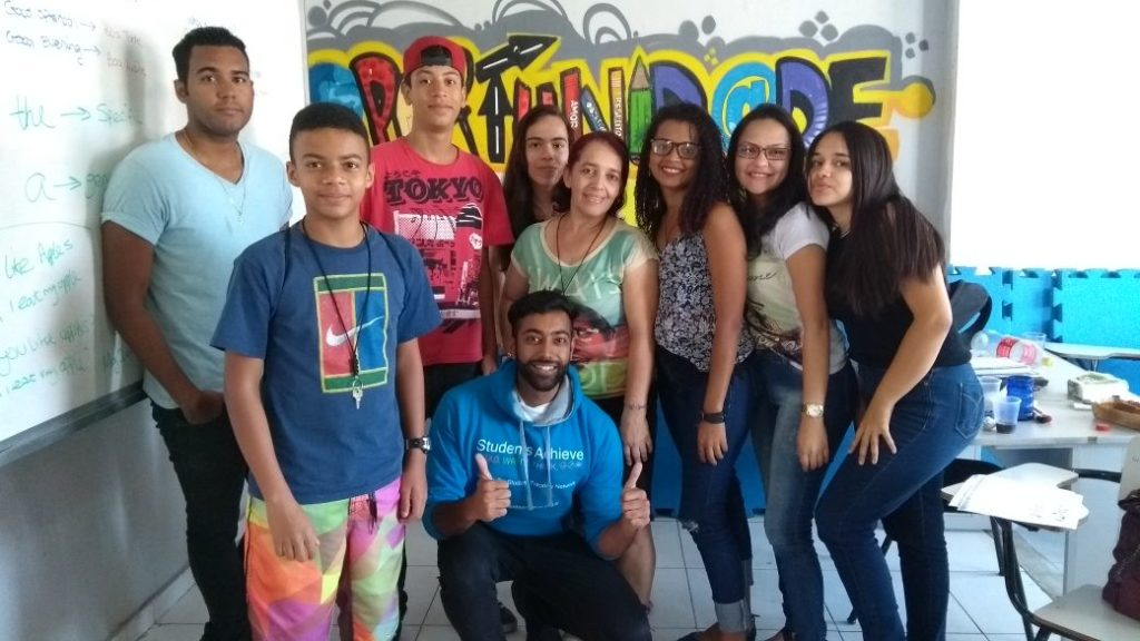 Volunteer Teaching English in Rio