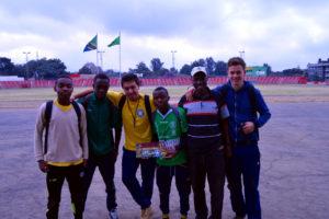 Football Coaching in Tanzania
