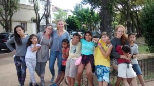 Childcare Volunteer in Argentina