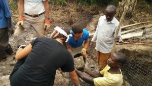 Uganda Construction Volunteers