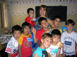 Volunteer with Child Development in Argentina