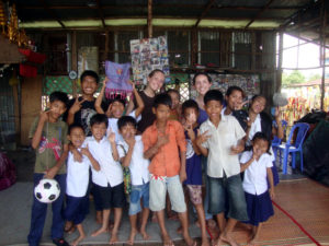 Childcare Volunteer in Cambodia