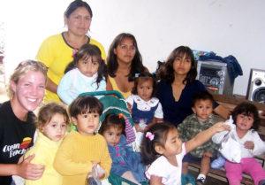 Childcare Volunteer in Peru