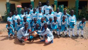 Football Coaching in Ghana