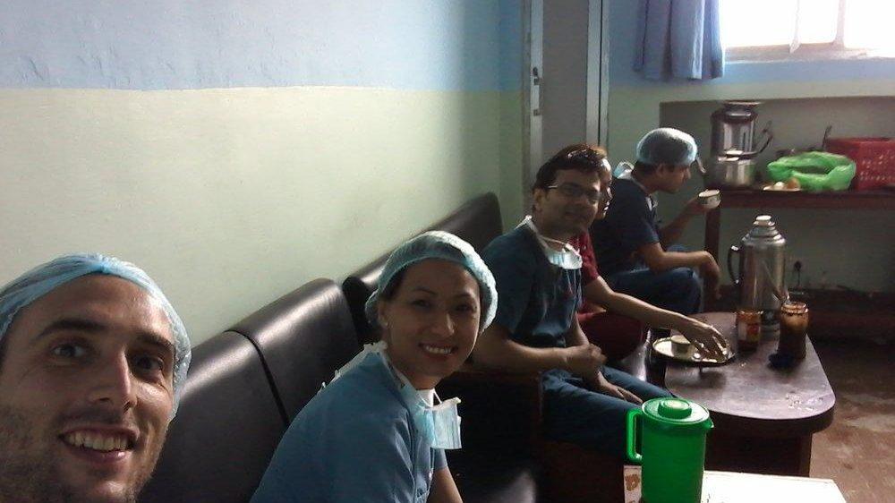 Medical Volunteer in Nepal at the Kathmandu Pediatric Hospital