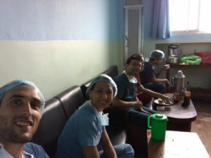 Medical Volunteer in Nepal at the Kathmandu Pediatric Hospital