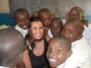 Volunteer Teaching in Kenya