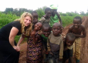 Teaching English in Uganda - Lauren Cuscuna from USA