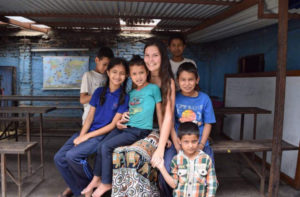 Childcare Volunteer in Nepal
