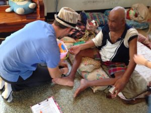 Medical Volunteer in Thailand
