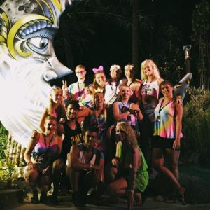 Voluntour in Thailand - Full Moon Party