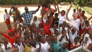 Kenya Sports Volunteer