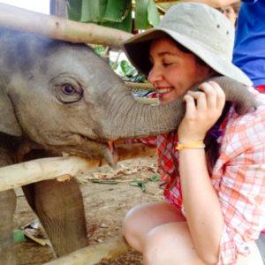 Voluntour in Thailand