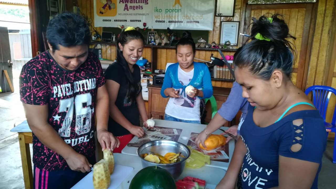 Teaching English in Peru Iquitos