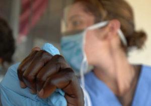 Voluntário médico na Tanzânia