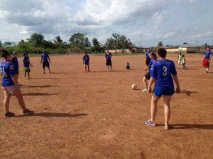 Futebol e esportes em Gana