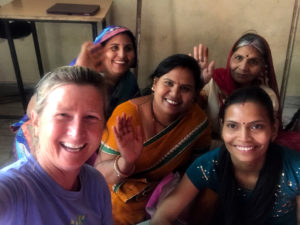 Claire: Women's Empowerment Project India