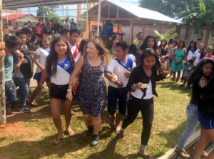 Gabriela Festa San Juan Iquitos