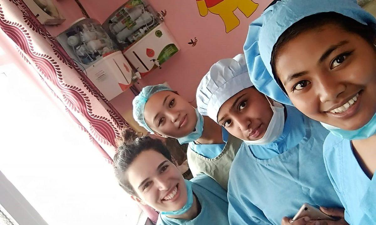 Voluntariado médico no Nepal