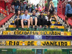 New Volunteers in Rio de Janmeiro
