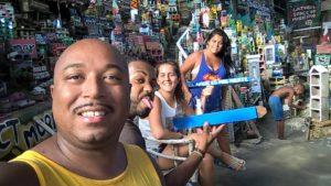 Projeto Morrinho Martina do Uruguay