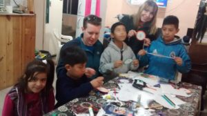 Simon Yearley Workshop de Artes e Artesanato em Buenos Aires