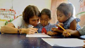 Albane Pourmin Kindergarten Iquitos