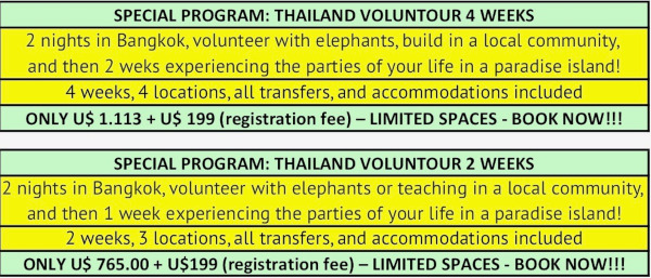 Thailand Voluntour EN 2019