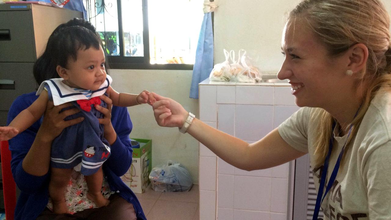 Promoção de saúde em Surin
