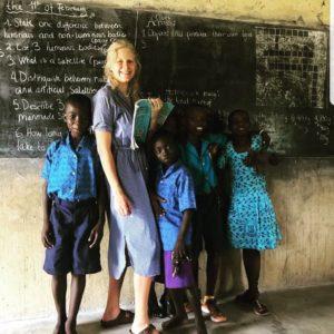 Help providing proper education for each child in Ghana