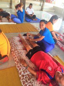 Valérie Medizinisches Praktikum in Thailand