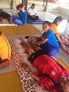 Valérie Medical Volunteering in Thailand