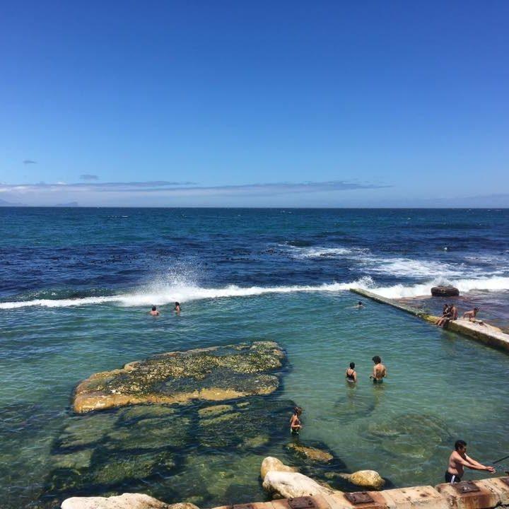 Praias deslumbrantes na Cidade do Cabo