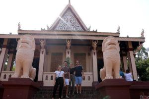Sightseeing in Phnom Penh