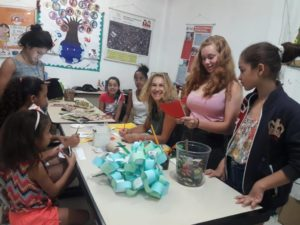 Volunteer Work as a family in Brazil