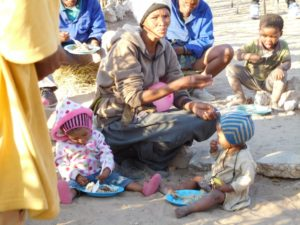 Volunteer in Namibia to help the ones left behind